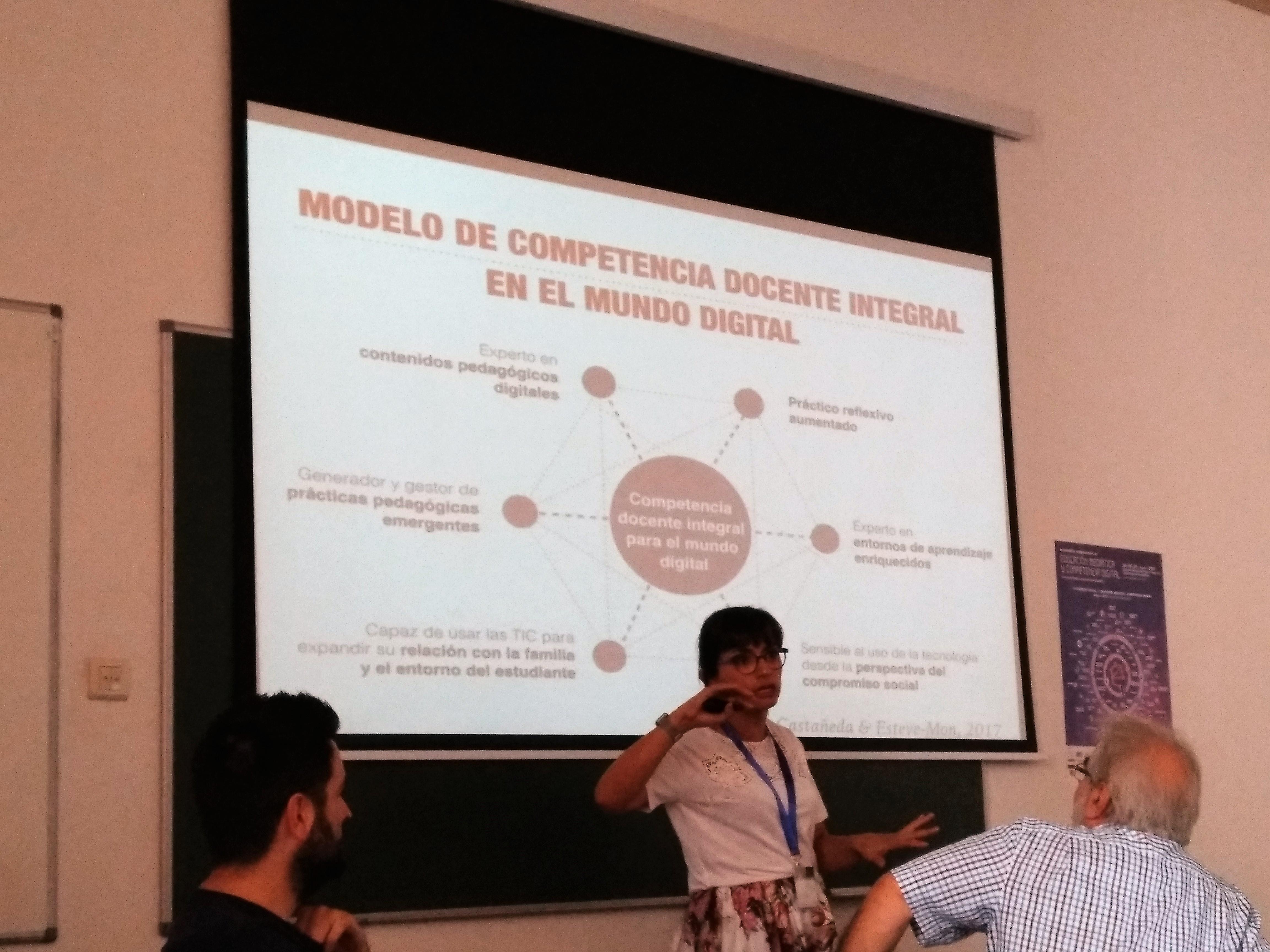 ¿Qué competencia digital docente?