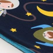 Cuello polar de Astronautes en azul