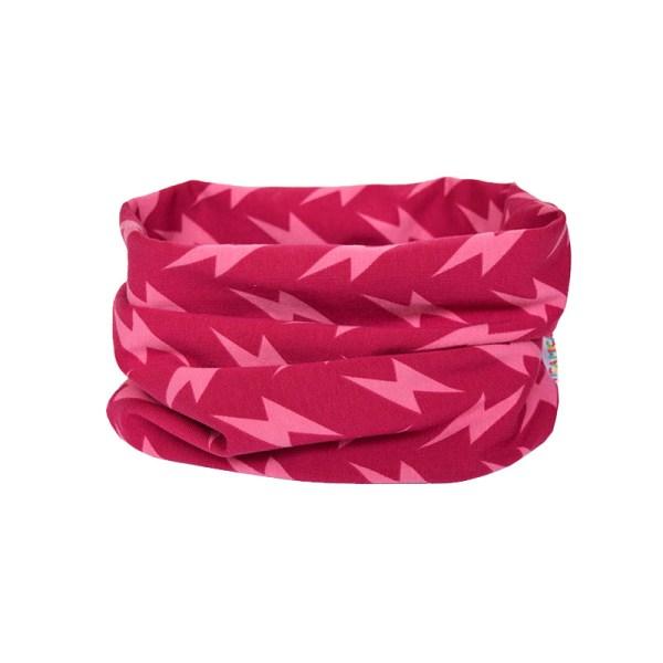 Cuello tipo braga Pink Lightning