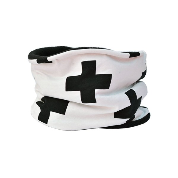 Cuello polar Black & White