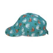 Gorra de verano con visera, ideal para proteger del sol a los pequeñxs
