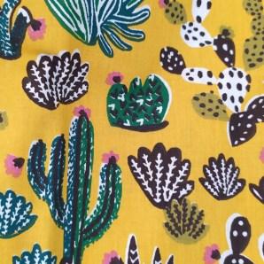 Estampado Cactus