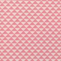 Triángulos rosa