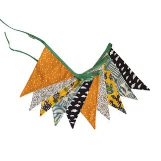 Guirnalda decorativa de tela Cactus