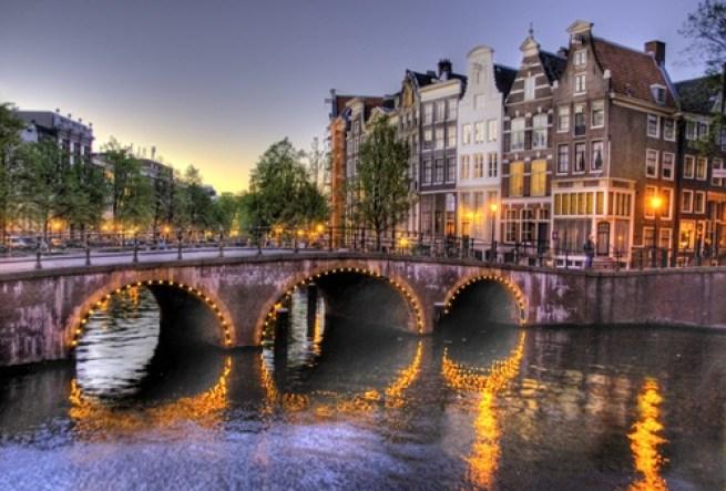 Puentes-en-Amsterdam