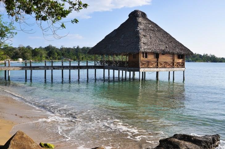 Como llegar a Bocas del Toro