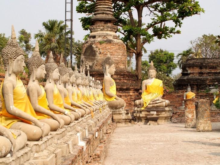 Que ver Ayutthaya 6