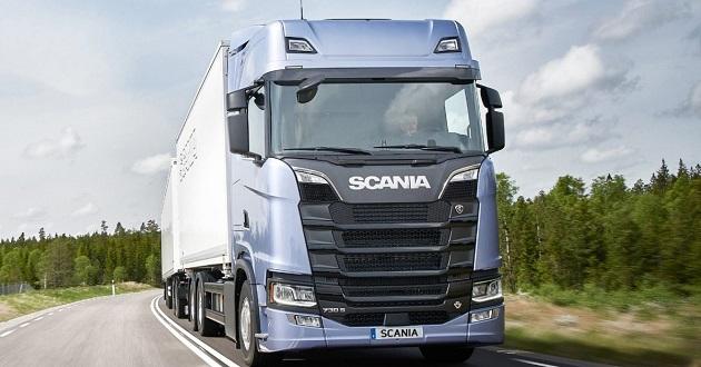Scania Eylül 2020'de En Çok Satış Yapan İthal Marka Oldu