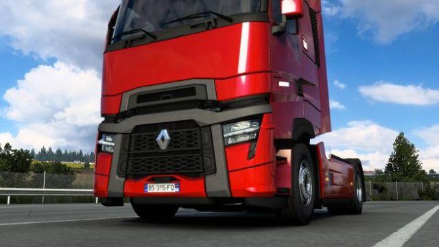 Renault Trucks T ve T High 2021 modellerinin koltuğuna oturun