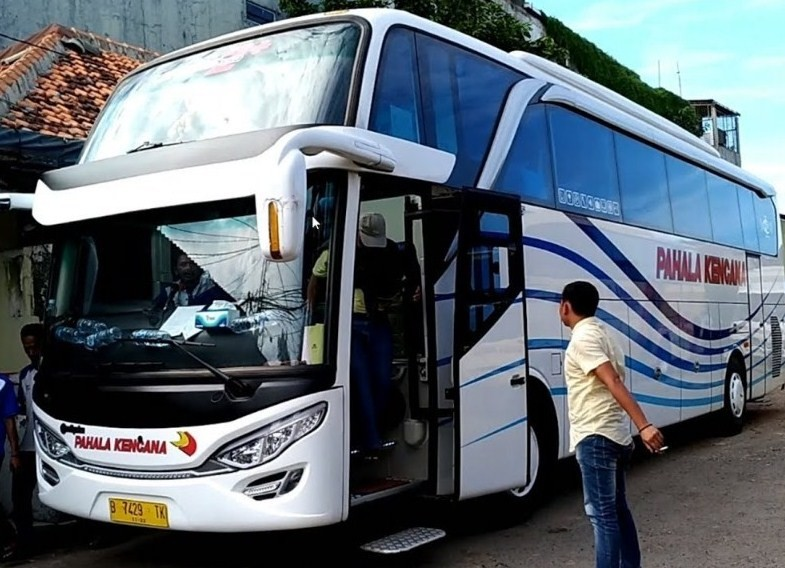 Agen Tiket Bus Pahala Kencana