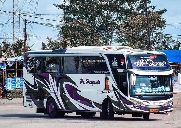 Agen Tiket Bus Haryanto