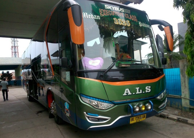 Agen Tiket Bus ALS