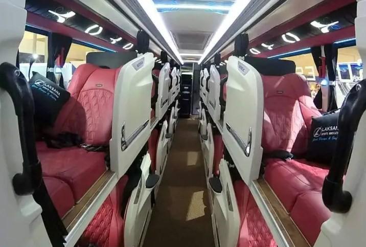 Harga Tiket Bus Sinar Jaya Suites Class