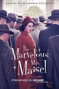 The Marvelous Mrs Maisel poster