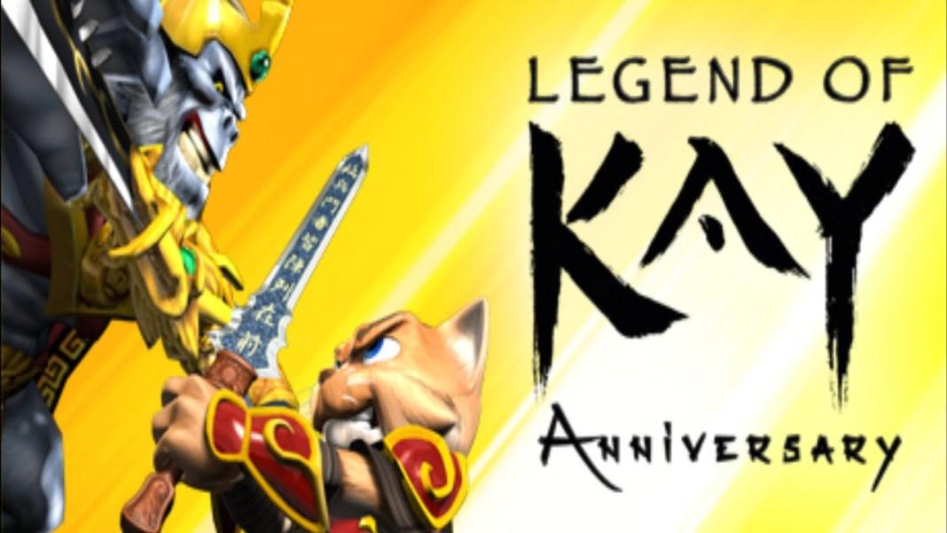 Legend of Kay-TiC