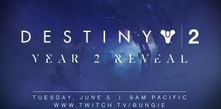 Destiny 2 Year 2 Reveal