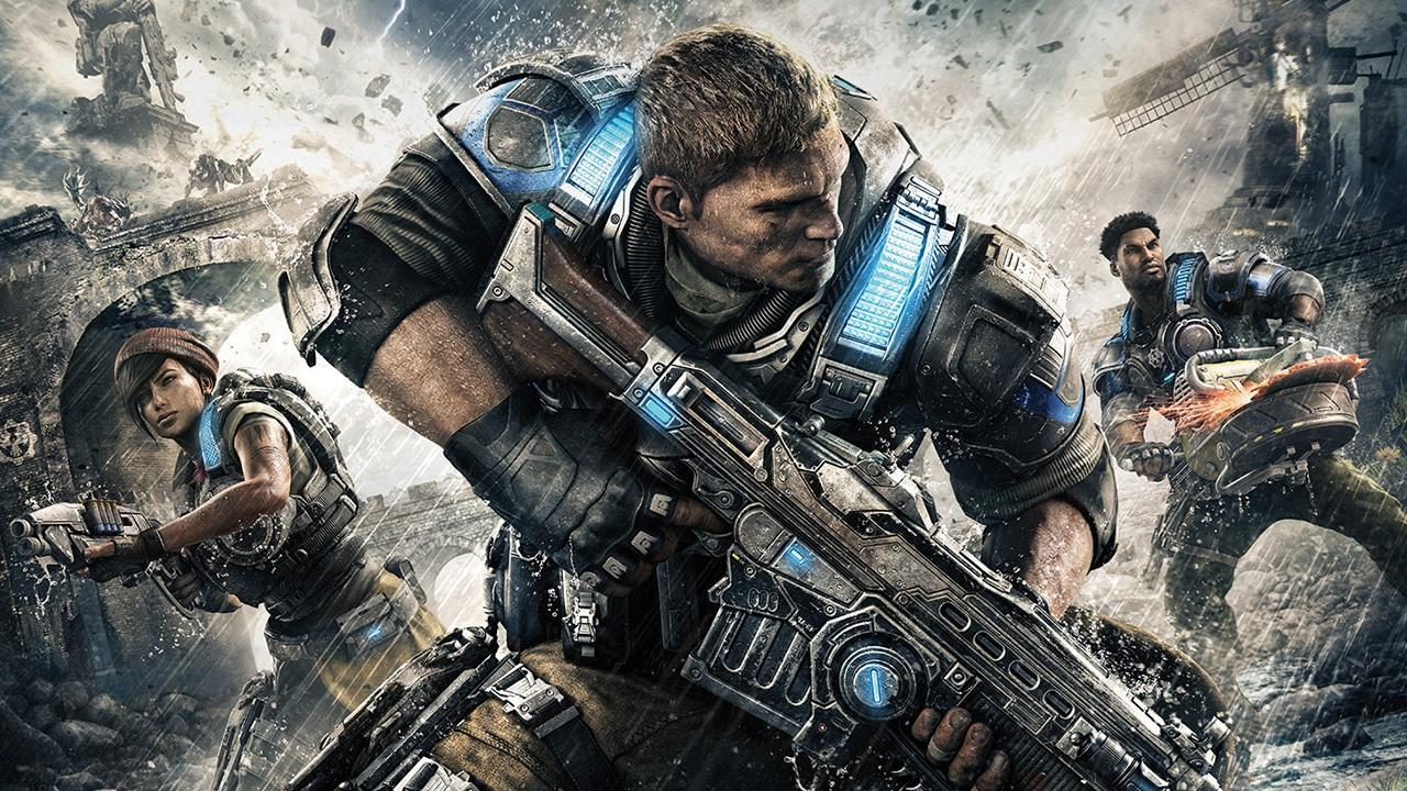 Gears of War 5 Trailer