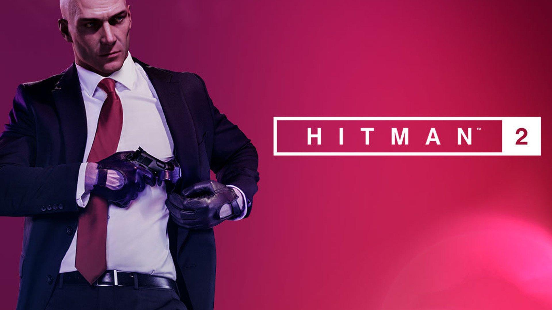Hitman 2 has been Announced