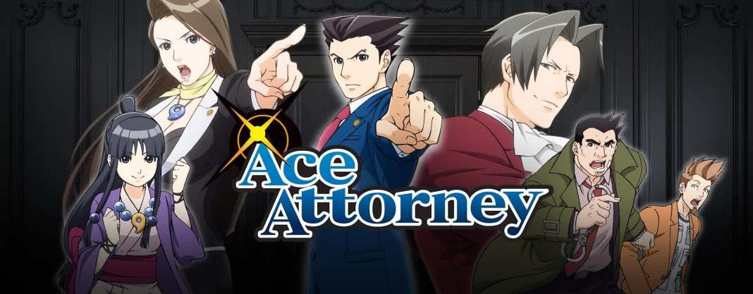 Ace Attorney Season 2 TIC