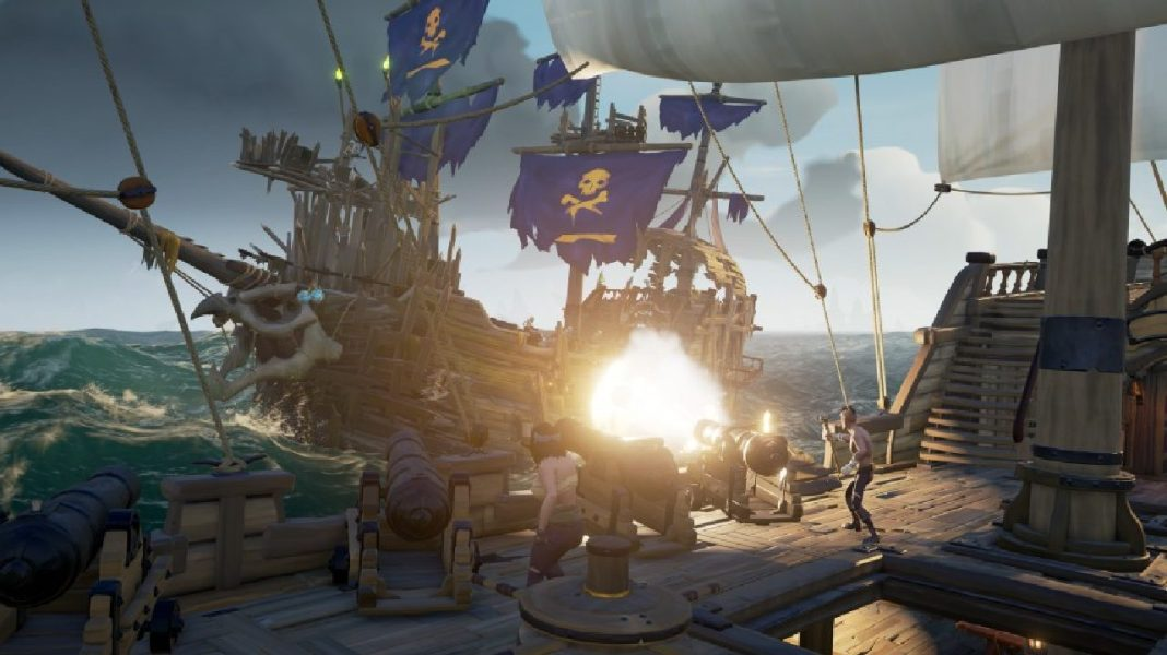 Sea of Thieves Has Reached 5 Million Players