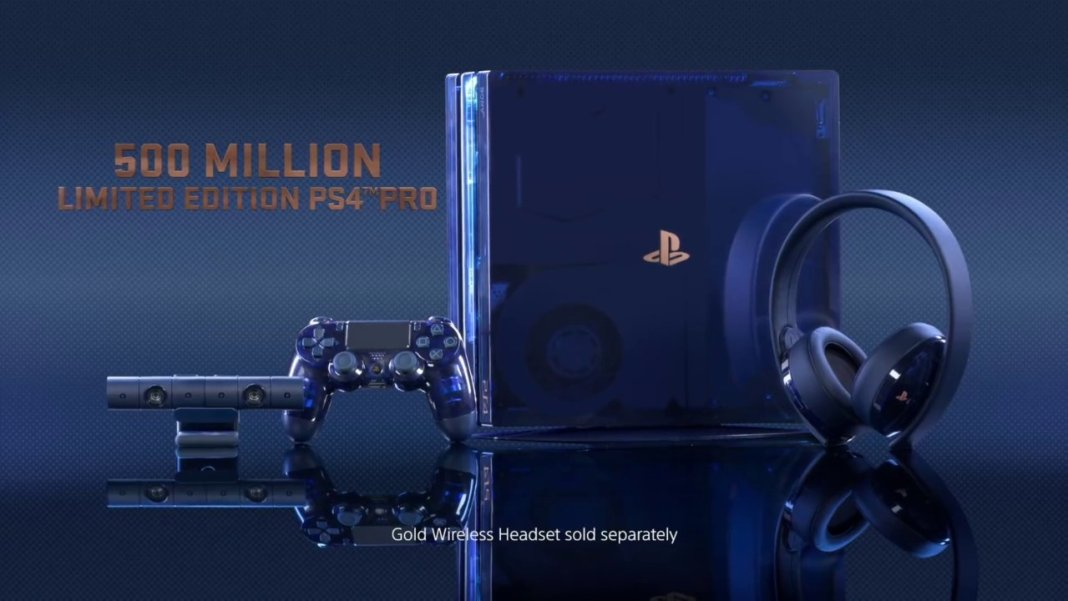 500 million ps4 pro