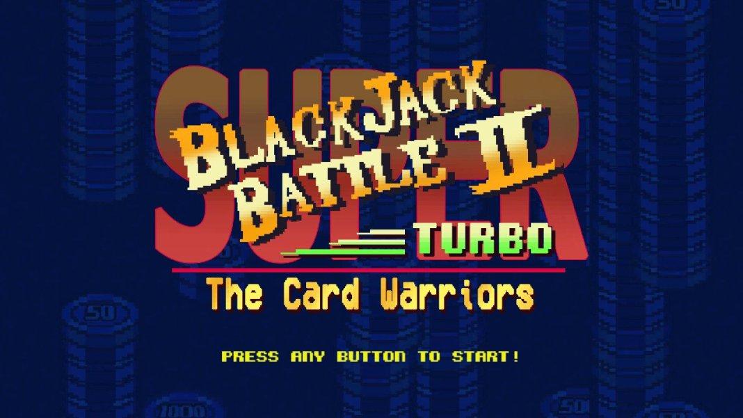 Super Blackjack Battle II-TiC