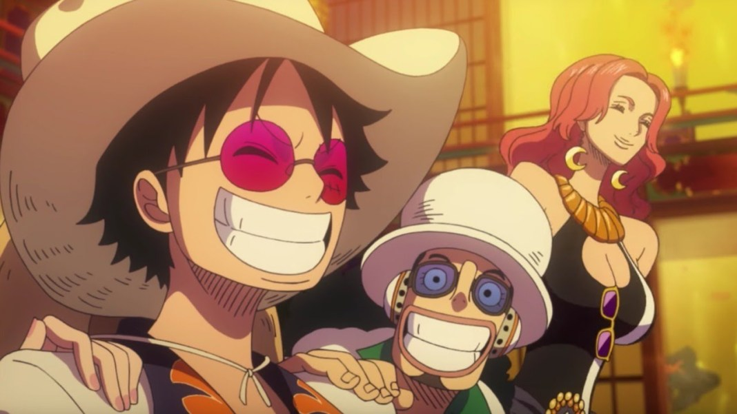 One Piece Film-TICGN