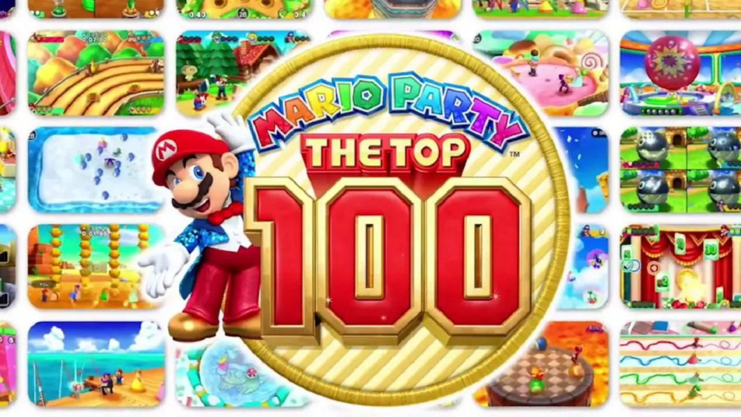 Mario Party: The Top 100-TiC