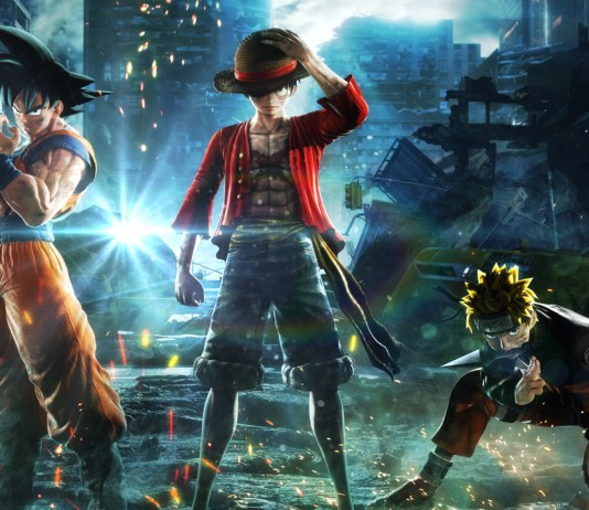 Jump Force- TICGN