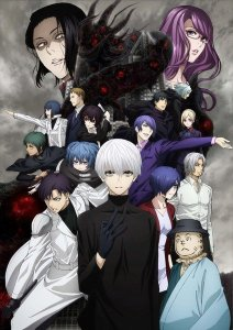 Tokyo Ghoul: re-TICGN