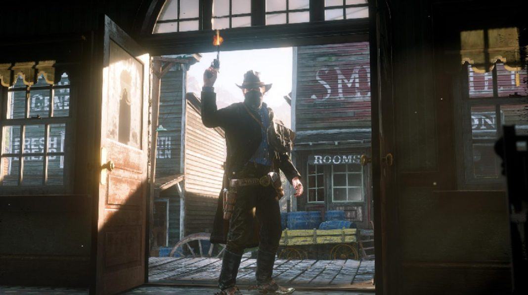 New Red Dead Redemption 2 Screenshots