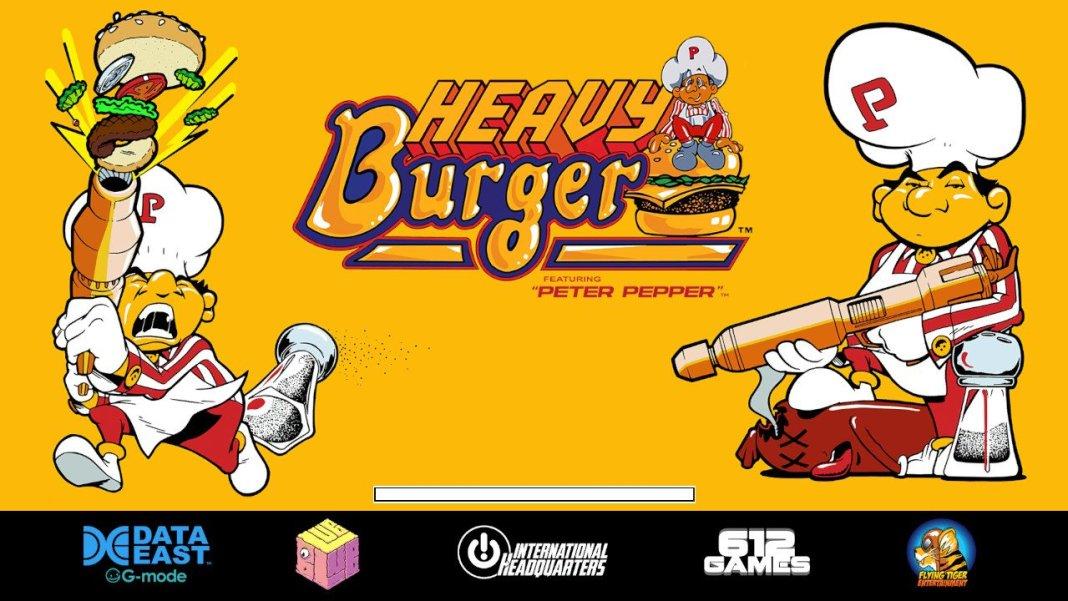 Heavy Burger-TiC