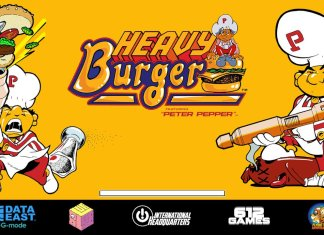 Heavy Burger-TiC