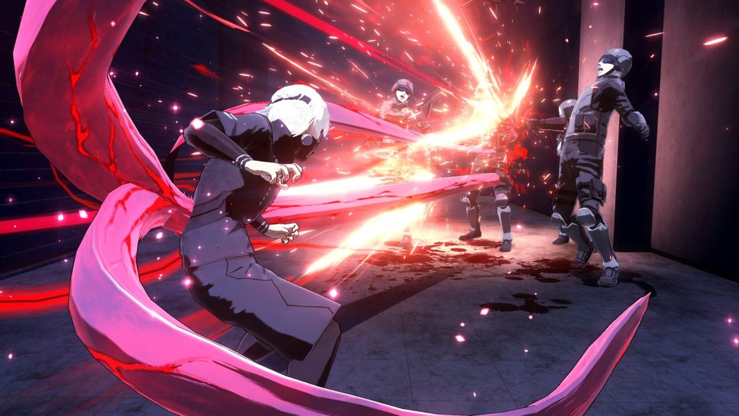 Tokyo Ghoul:re Call to Exist-TICGN