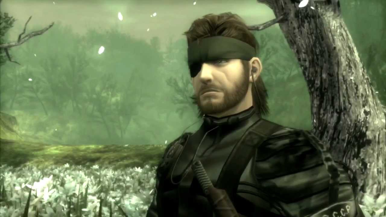 Metal Gear Solid 2 And Metal Gear Solid 3 Hd Are Now