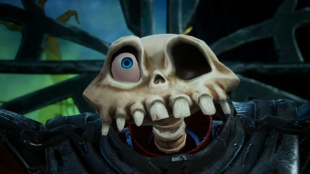 First Trailer for the MediEvil Remake