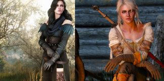 Freya Allan and Anya Chalotra Cast as Ciri and Yennefer