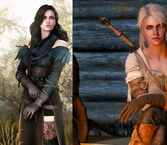 Freya Allan and Anya Chalotra Cast as Ciri and Yennefer