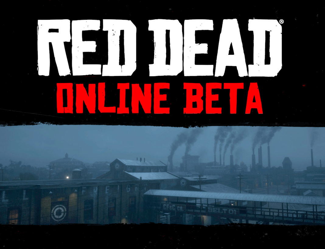 Red Dead Online Beta Impressions