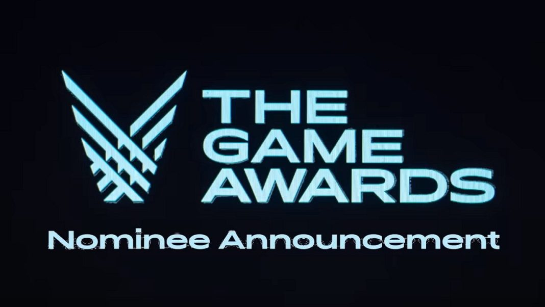 Video Game Award Nominees for 2018