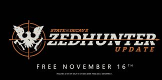 State of Decay 2 Zedhunter Update