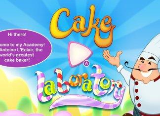 Cake Laboratory-TiC