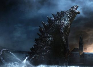 Godzilla: King of the Monsters-TICGN