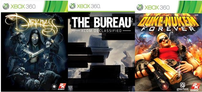 The Darkness, The Bureau: XCOM Declassified, and Duke Nukem Forever Are Now Backward Compatible