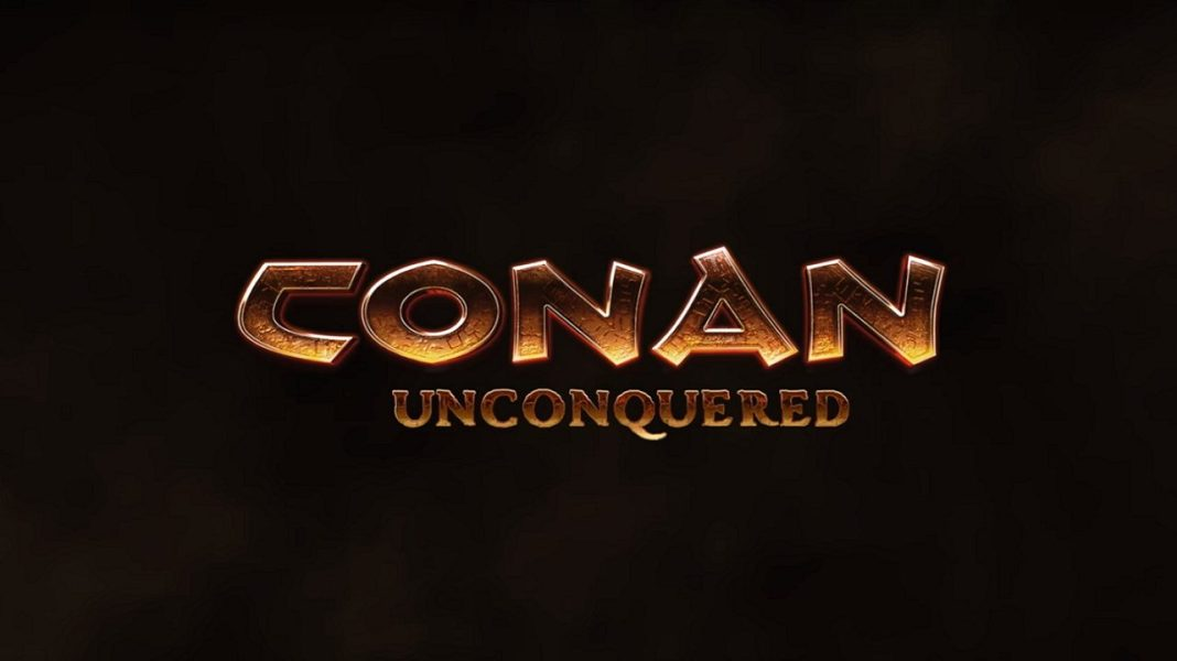 Conan Unconquered Has Been Announced