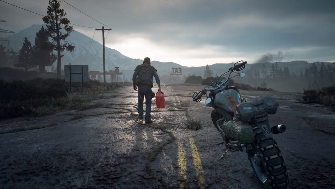 New Days Gone - World Video Series: Riding the Broken Road