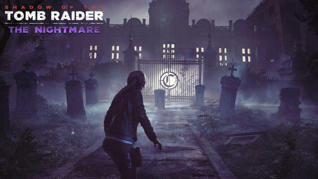 Tomb Raider The Nightmare