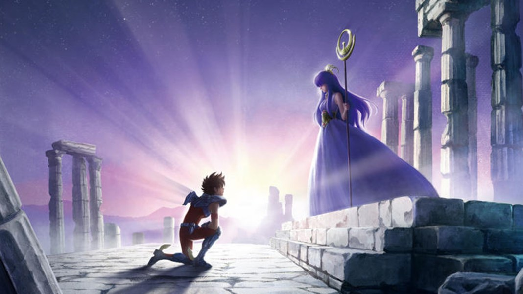 Saint Seiya Knights of the Zodiac-TICGN
