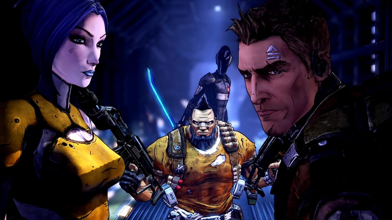 Borderlands The Handsome Jack Collection Is Getting 4k Dlc