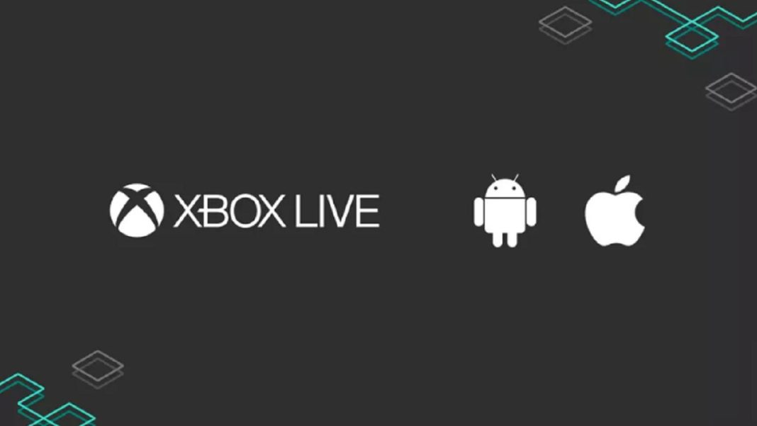 Xbox Live for iOS and Android Devices